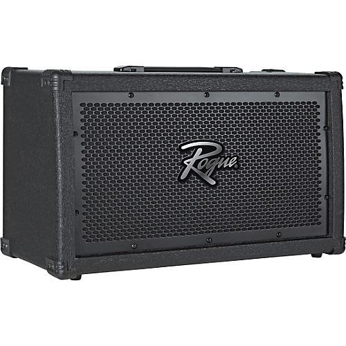 rogue sc40r 40w 2x8 stereo chorus guitar combo amp musician 39 s friend