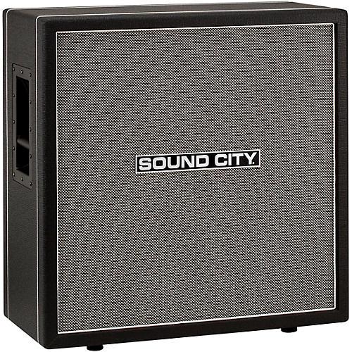 Sound City SC412 280W 4x12 Guitar Speaker Cabinet