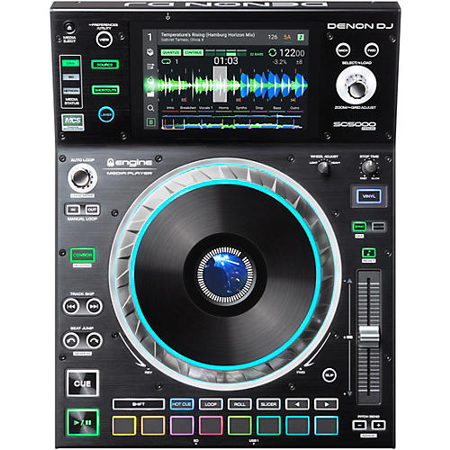 Denon DJ SC5000 Prime Professional Media Player Condition 1 - Mint