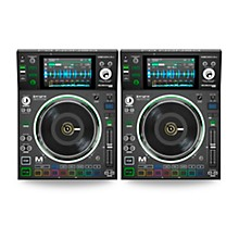 Denon DJ SC5000M Prime Professional Motorized DJ Media Players (Pair)