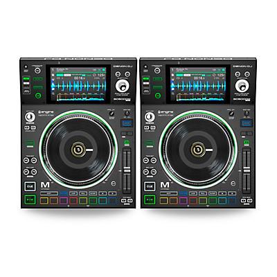 Denon DJ SC5000M Prime Professional Motorized DJ Media Players (Pair)