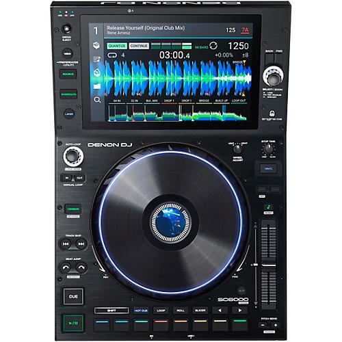 Denon DJ SC6000 PRIME Professional DJ Media Player Condition 1 - Mint