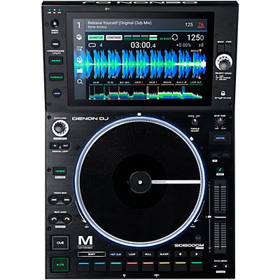 Denon DJ SC6000M PRIME Motorized DJ Media Player