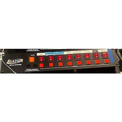 Elation SC8 Lighting Controller