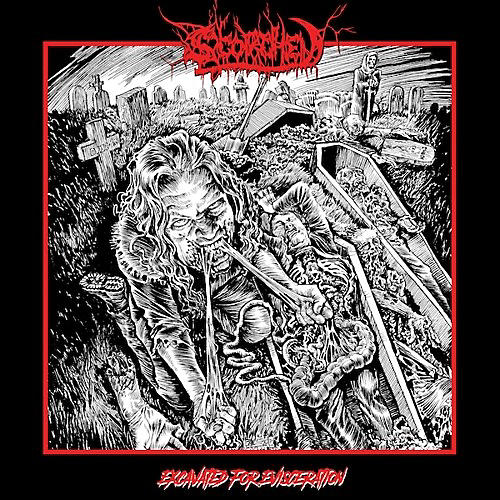 Alliance SCORCHED - Excavated For Evisceration