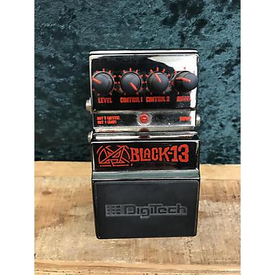 Digitech SCOTT IAN BLACK 13 Effect Pedal