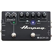 Ampeg SCR-DI Bass DI Preamp with Scrambler Overdrive