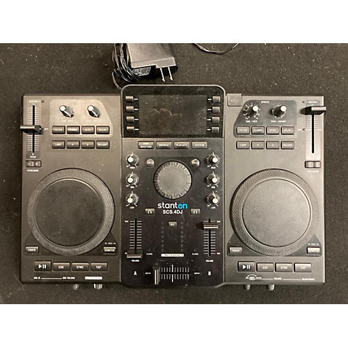 Stanton SCS 4DJ DJ Controller