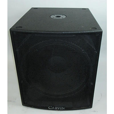 Carvin SCx1118A Powered Subwoofer