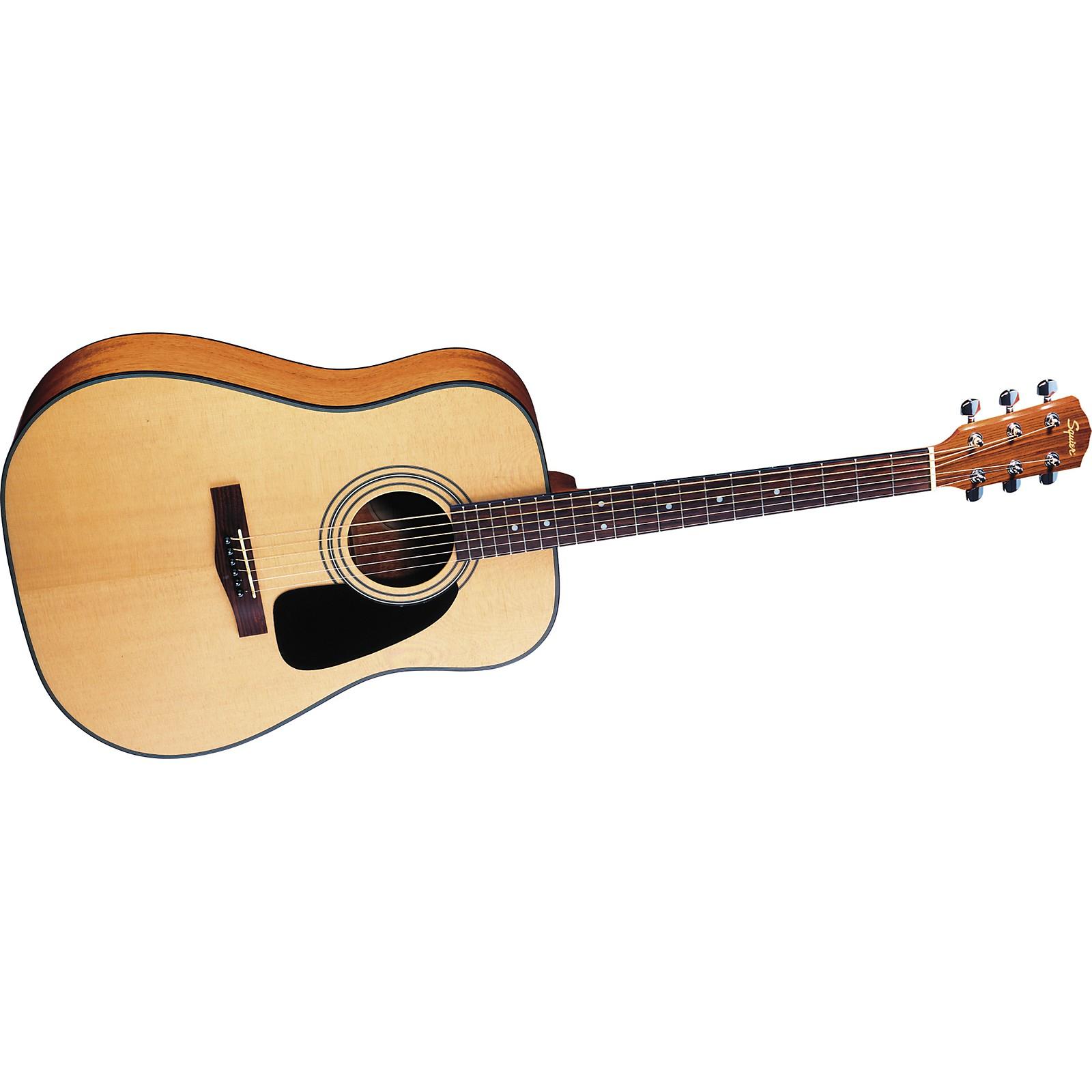 Squier SD-6 Dreadnought Acoustic Guitar