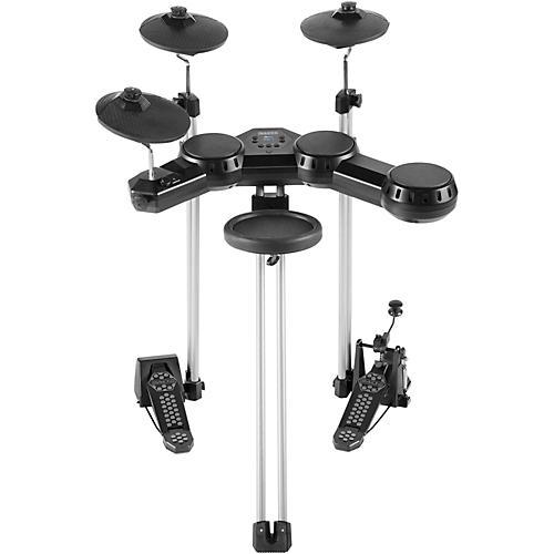 simmons sd100kit compact 5 piece electronic drum set musician 39 s friend. Black Bedroom Furniture Sets. Home Design Ideas