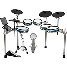 Simmons SD1200 Expanded Electronic Drum Kit with Mesh Pads