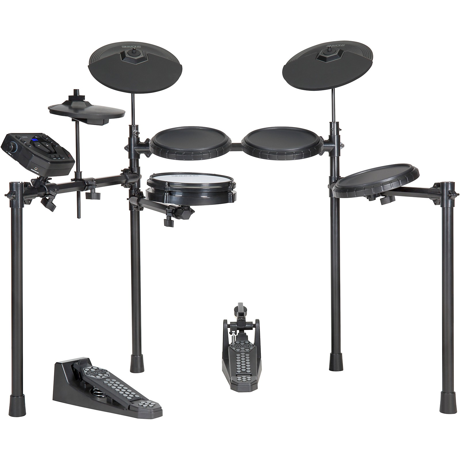 Simmons SD200 Electronic Drum Kit with Mesh Snare