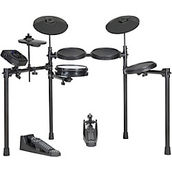 SD200 Electronic Drum Kit with Mesh Snare Black