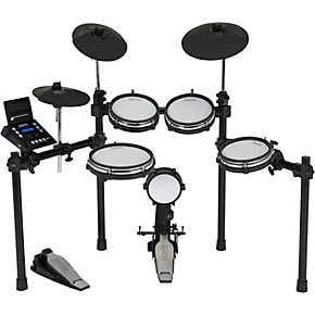 simmons sd600 electronic drum set with mesh heads and bluetooth musician 39 s friend. Black Bedroom Furniture Sets. Home Design Ideas