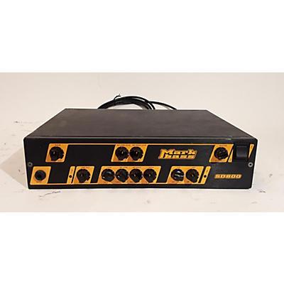 Markbass SD800 750W Bass Amp Head