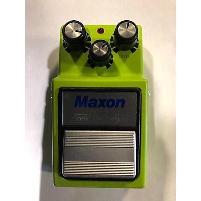 Maxon SD9 Effect Pedal