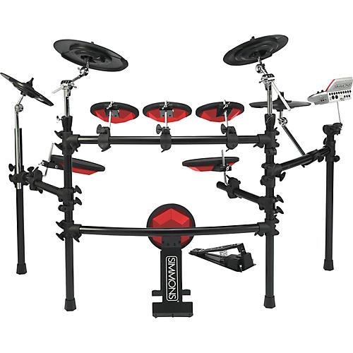simmons sd9kr electronic drum set musician 39 s friend. Black Bedroom Furniture Sets. Home Design Ideas