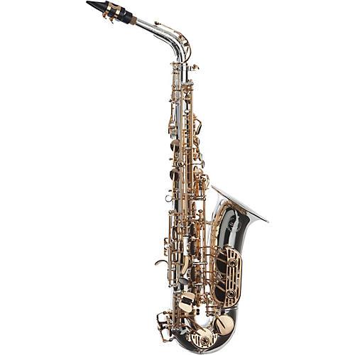 Sax Dakota SDA-1000 SP Professional Alto Saxophone Condition 2 - Blemished Bright Silver Plate 194744031045