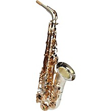 Open BoxSax Dakota SDA-XL-110 Professional Alto Saxophone Gold Plated Keys