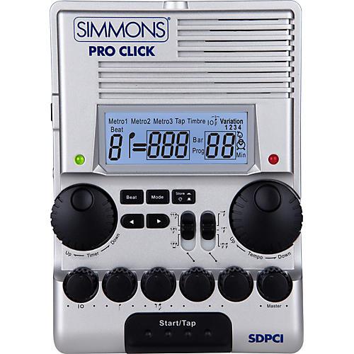 Simmons SDPC1 Pro Click Metronome