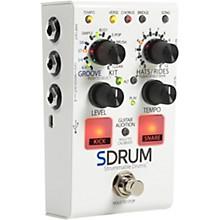 Open BoxDigiTech SDRUM Auto-Drummer Pedal with BeatScratch Pads