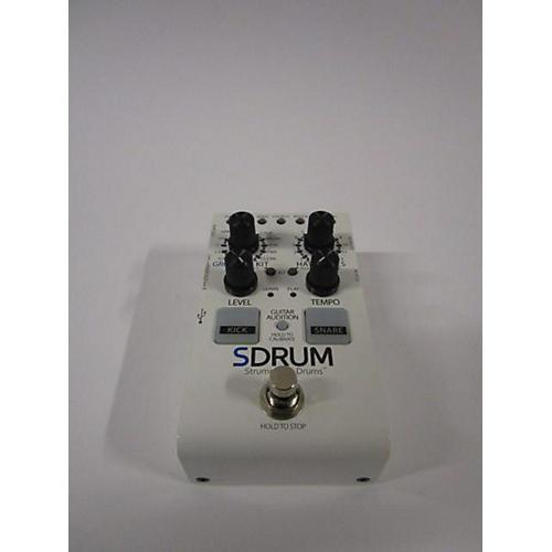 Digitech SDRUM STRUMMABLE DRUMMER Pedal