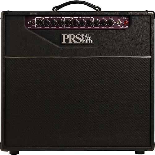 PRS SE 50 50W Tube Guitar Combo Amp
