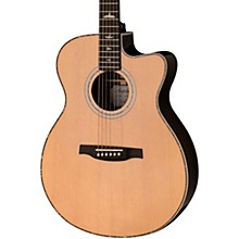SE A40E Angelus Acoustic-Electric Guitar Natural