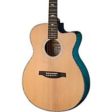 SE A50E Acoustic-Electric Guitar Blue Matteo