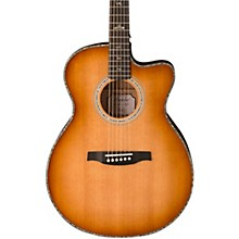 SE A50E Angelus Acoustic-Electric Guitar Vintage Sunburst