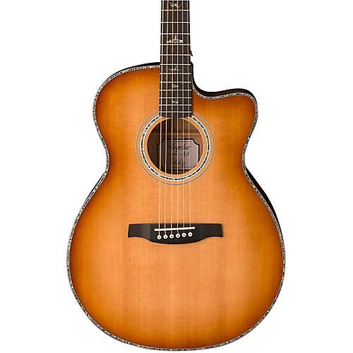 PRS SE A50E Angelus Acoustic-Electric Guitar Vintage Sunburst