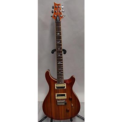 PRS SE CUSTOM 24 ZEBRAWOOD Solid Body Electric Guitar