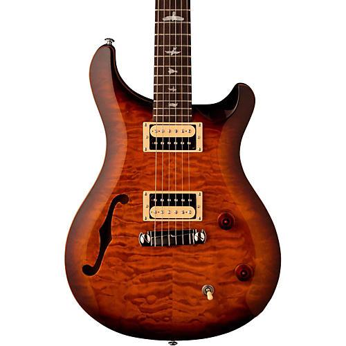 prs se custom 22 semi hollow electric guitar musician 39 s friend. Black Bedroom Furniture Sets. Home Design Ideas
