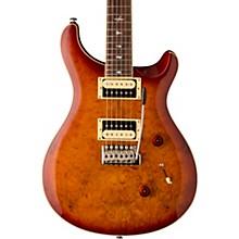 PRS SE Custom 24 Exotic Top Laurel Burl Limited Edition Electric Guitar