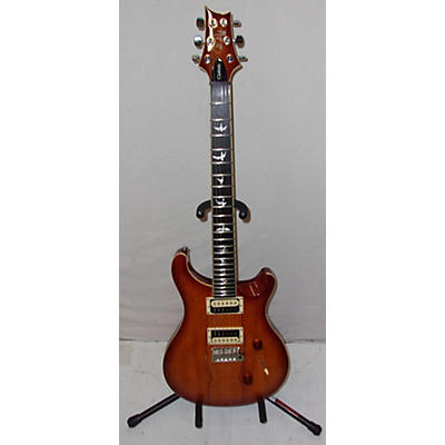 PRS SE Custom 24 Exotic Top Spalt Maple Solid Body Electric Guitar