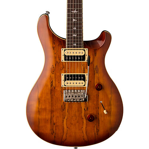 PRS SE Custom 24 Spalted Maple Electric Guitar