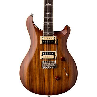 PRS SE Custom 24 Zebrawood Electric Guitar
