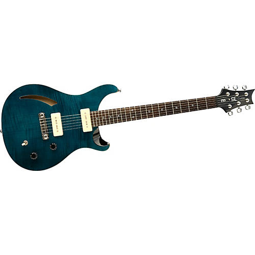PRS SE Custom Semi-Hollow Soapbar Electric Guitar