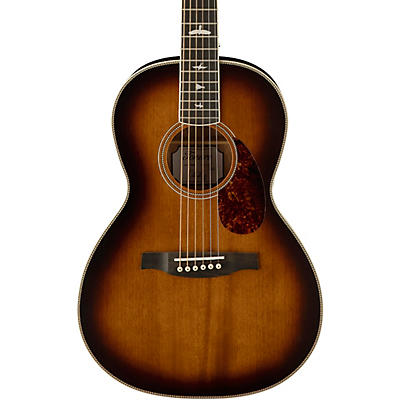 PRS SE P20 Parlor with All Mahogany Construction and Satin Finish Acoustic Guitar
