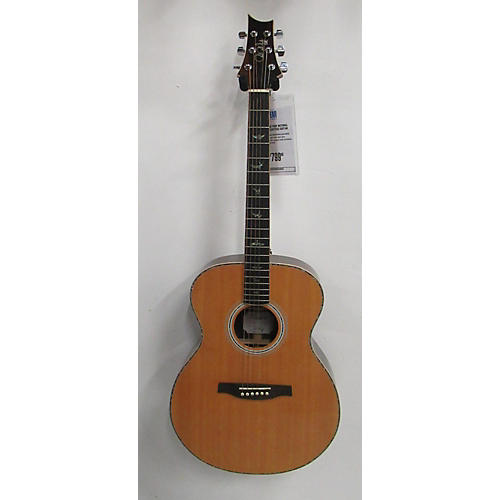PRS SE T60E Acoustic Electric Guitar Natural