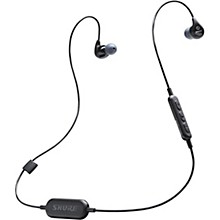 Open Box Shure SE112-K-BT1 Wireless Sound-Isolating Earphones with Bluetooth