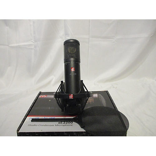 SE2200 Condenser Microphone