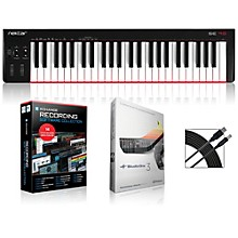 SE49 49-Key USB MIDI Keyboard Controller Packages Recording Package