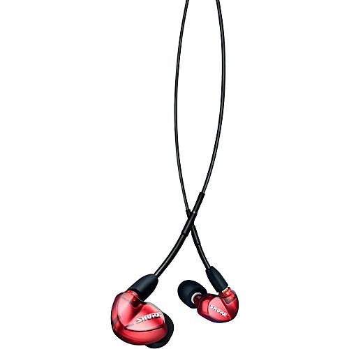Shure SE535 Special Edition Sound Isolating Earphones Includes 3.5 mm audio cable
