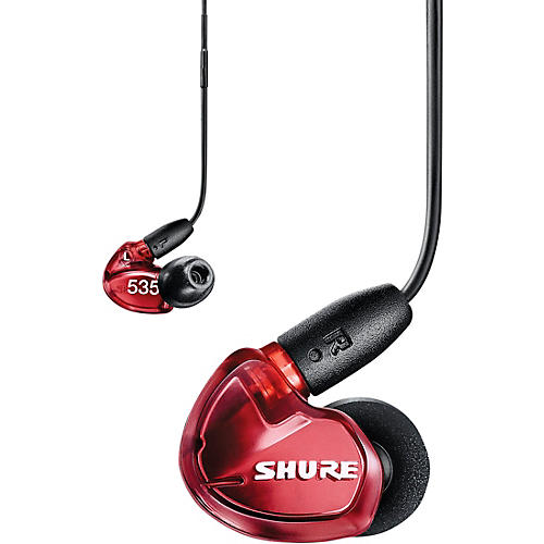 Shure SE535 Special Edition Sound Isolating Earphones