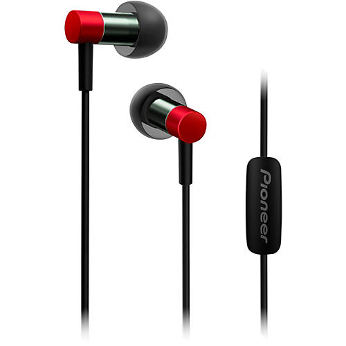 Pioneer SECH5TR In-Ear Stereo Headphones