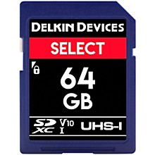 SELECT SDHC Memory Card 64 GB
