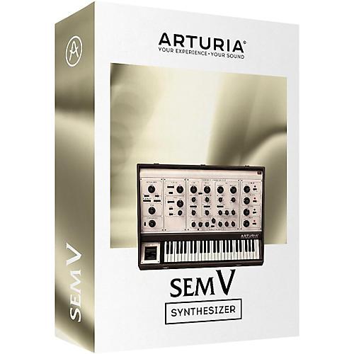 Arturia SEM V2 (Software Download)