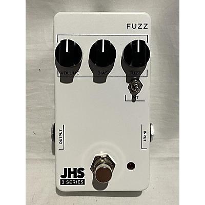 JHS Pedals SERIES 3 FUZZ Effect Pedal